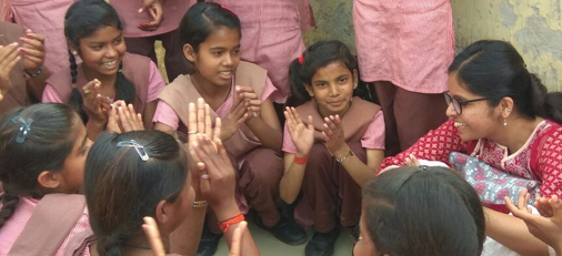 A year at Pratham