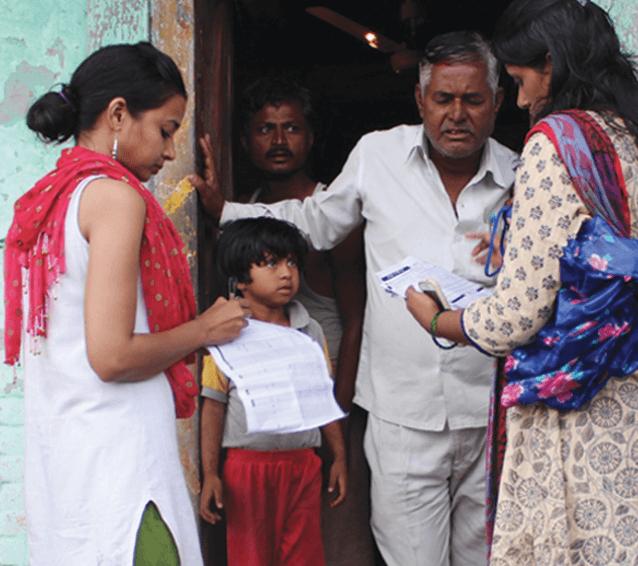 Citizen-led survey - Brochure