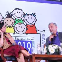 Launch of Annual Status of Education Report (ASER) 2019 'Early Years'