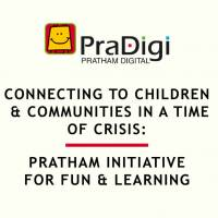 Connecting to children & communities in a time of crisis: Pratham initiative for fun & learning