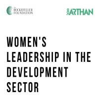 Women's Leadership in the Development Sector