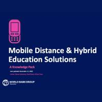 World Bank Guide Features Pratham's Remote Learning Solution