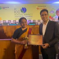 Pratham wins the Indian Chamber of Commerce Social Impact Award 2021